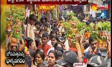 bonalu festival in hyderabad