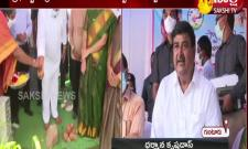 Land disputes will be completely solve  with land re-survey: Dharmana Krishnadas