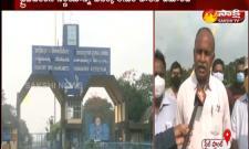 Visakha Steel Plant Workers Strike