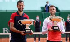 French Open Mens Doubles Pair Tested Positive For COVID 19 - Sakshi