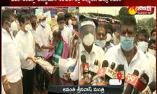 Vizag: Minister Avanthi Srinivas Inaugurates jagananna Colonies