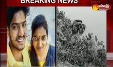 Lovers Dedbodies Found In Thotapalli Reservoir