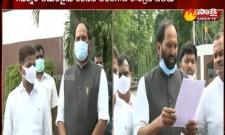 Telangana Congress leaders meet to governor tamilisai