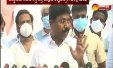 East Godavari: Minister Adimulapu Suresh Comments On Opposition Parties