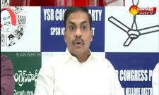 Kakani Govardhan Reddy Fires On Somireddy Chandramohan Reddy