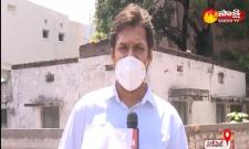 sakshi ground report on canals in hyderabad