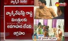 Telangana government angry over vaccination policy