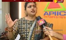 RK Roja Comments On CM YS Jagan
