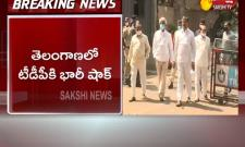 Telangana TDP Presdient L Ramana Join In Trs Party