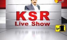 KSR Live Show On 08 June  2021