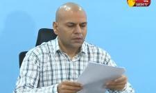 Anil Kumar Singhal Press Meet At Mangalagiri