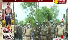 Jawan Jaswant Reddy Funeral Started