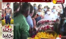 Guntur: Jawan Jaswant Reddy Funeral Today