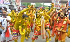 Golconda Jagadamba Mahankali Bonalu Utsavalu Starts From Today