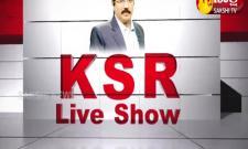 KSR Live Show On 11 July  2021