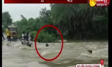 Man washed up in the river: Narsampet