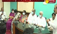 Visakhapatnam Steel Conservation Struggle Committee meets MP Vijayasaireddy