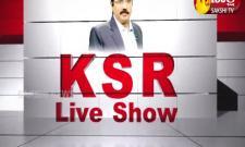 KSR Live Show On 15 July  2021