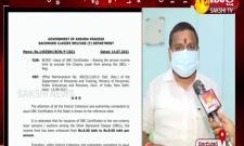 Face To Face With AP Minister Vellampalli Srinivas Rao