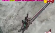 Staff Rescue Workers Trapped In River Flow: Haridwar