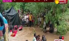 Ysr Distric : 30 Tractors Trapped In Floods