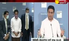 Minister KTR Inaugurated Goldman Sachs Global Center in Hyderabad