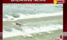 Prakasam Barriage Gates Lifted On Friday