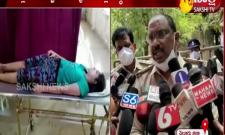 Dsp Says Full Details  Of Tejaswini Cade in  Nellore