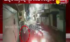 girl was hit by a car in Rajendranagar