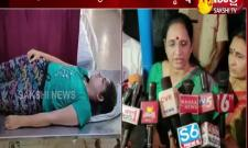 Vasireddy Padma Condemns Tejaswini Lost Life By Her Lover In Nellore
