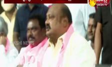 Minister Gangula Kamalakar Counter On Etela Rajender Comments
