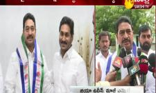 Ex MLA SM Ziauddin Joins In YSR Congress Party