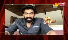 Rana Daggubati About His Special Bonding With Ram Charan