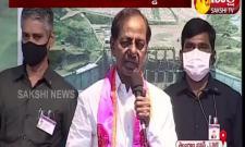 Telangana CM KCR Speech At Hyderabad