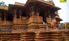 World Heritage Sites Scrutiny Going On In China Ramappa Temple