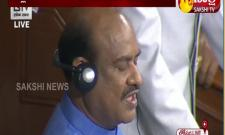 YSRCP MP Avinash Reddy Speech In Parliament