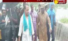 Indrakaran Reddy  Monitoring On Rescue Operations  In Heavy Rains