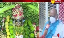 Shakambari festival begin on Indrakeeladri  kanaka durga temple