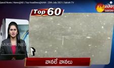 Sakshi Speed News Top 60 Headlines 23 July 2021