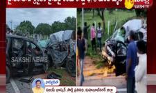 Nagar Kurnool: 8 Killed in Road Accident