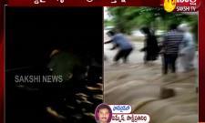 heavy rain in kamareddy district