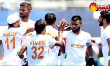 Indian Hockey Team Won The First Match Against New zealand
