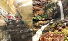 Seshachalam Hills Tourism And Trekking Trips In Chittoor District - Sakshi