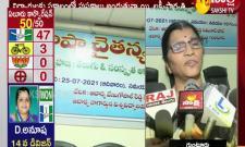 Lakshmi Parvathi Comments About Changing Telugu Akademi Name