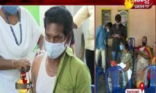 Vaccination Has Crossed The Two Crore Milestone in AP