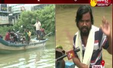 godavari heavy flood flow in east godavari