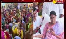 Komatireddy Rajagopalareddy Support To YSRTP Deeksha