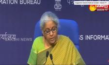 Nirmala Sitharaman Good News To Bank Customers