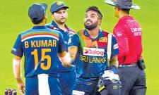 Sri Lanka Won India By 7 Wickets To Win T20 Series - Sakshi