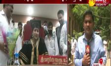 YSRCP Member Shaik Nurjahan Elected As Eluru Mayor